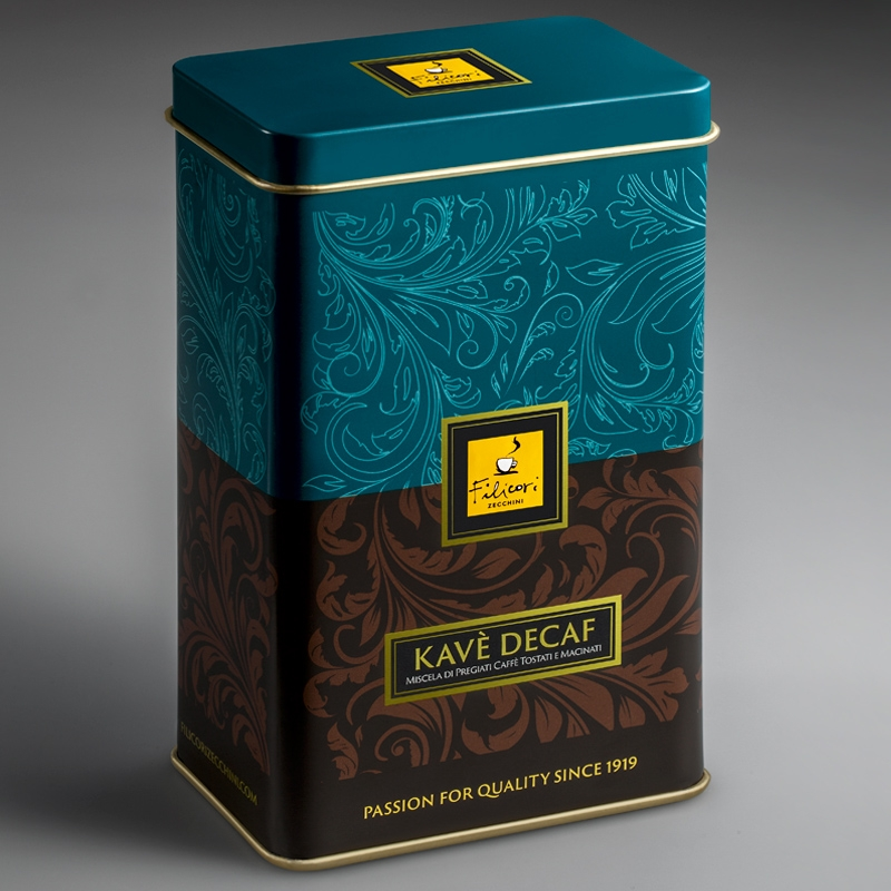 KAVÈ DECAF per FRENCH PRESS